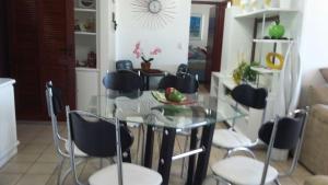 Apartamento vista mar em Ponta das Canas, Appartamenti  Florianópolis - big - 25