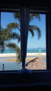 Apartamento vista mar em Ponta das Canas, Appartamenti  Florianópolis - big - 24