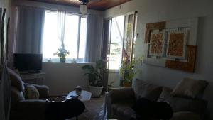 Apartamento vista mar em Ponta das Canas, Appartamenti  Florianópolis - big - 21