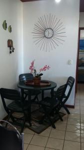 Apartamento vista mar em Ponta das Canas, Appartamenti  Florianópolis - big - 8