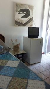 Apartamento vista mar em Ponta das Canas, Appartamenti  Florianópolis - big - 5