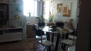 Apartamento vista mar em Ponta das Canas, Appartamenti  Florianópolis - big - 10