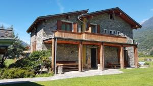 Agriturismo il Capretto, Farm stays  Dazio - big - 9