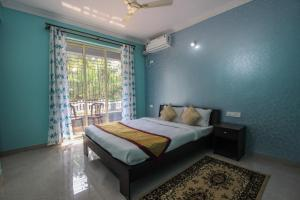 OYO Home 10802 2BHK Majorda Beach