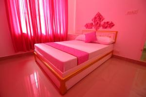 White Gold Palace, Privatzimmer  Sultan Bathery - big - 13