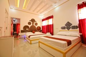 White Gold Palace, Privatzimmer  Sultan Bathery - big - 2