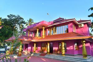 Omkaram Homestay, Privatzimmer  Trikunnapuzha - big - 1