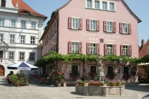 Gasthof & Hotel Goldene Krone, Hotel  Iphofen - big - 19