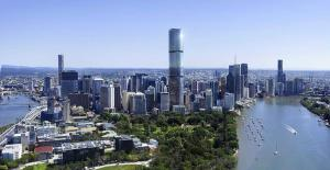 Brisbane - The Tallest CBD Tower - New Service Apartment, Apartments  Brisbane - big - 8