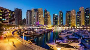 Ahlan Holiday Homes, Marina Pinnacle - Dubai