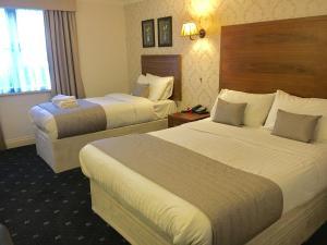 Normanton Park Hotel, Szállodák  Oakham - big - 41