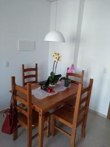 Um passo de Ingleses, Apartmány  Florianópolis - big - 4