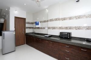 OYO Home 10061 3BHK Modern Near Gulab Bagh, Apartments  Udaipur - big - 17