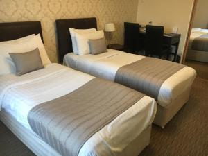Normanton Park Hotel, Szállodák  Oakham - big - 55