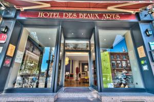 Hôtel des Beaux Arts, Hotel  Tolosa - big - 35