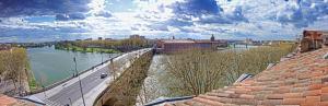 Hôtel des Beaux Arts, Hotel  Tolosa - big - 34