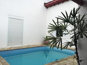 com piscina para 8 no itaguá, Дома для отпуска  Убатуба - big - 3