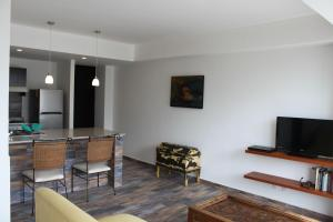 Increible depa en La Roma, Apartmány  Mexiko City - big - 15