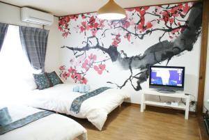 Sakura Apartemnt 0-13, Prázdninové domy  Ósaka - big - 9