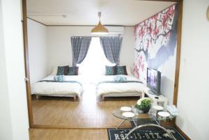 Sakura Apartemnt 0-13, Prázdninové domy  Ósaka - big - 1