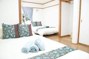 Sakura Apartemnt 0-13, Prázdninové domy  Ósaka - big - 7