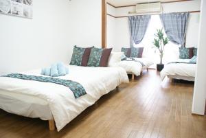 Sakura Apartemnt 0-13, Ferienhäuser  Osaka - big - 6