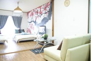 Sakura Apartemnt 0-13, Prázdninové domy  Ósaka - big - 3