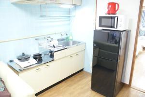 Sakura Apartemnt 0-13, Prázdninové domy  Ósaka - big - 12