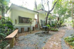 P's cottage บ้านพักในสวนสวย