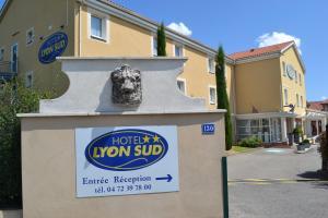 Hotel Lyon Sud