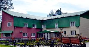Отель База отдыха Ломовка, Верхняя Салда