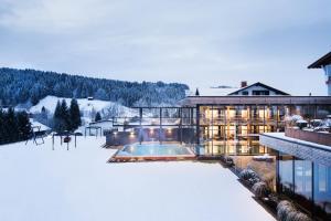Rosenalp - Gesundheitsresort & Spa - Hotel - Oberstaufen