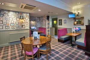 The Abbey Inn, Locande  Paisley - big - 24