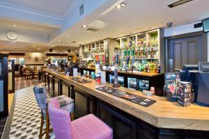 The Abbey Inn, Locande  Paisley - big - 26