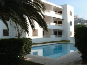 Apartamento Cala Montgo 11, Apartments  L'Escala - big - 9