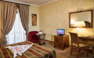 Grand Hotel Helio Cabala, Hotels  Marino - big - 10