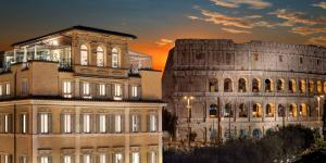 Hotel Palazzo Manfredi – Relais and Chateaux