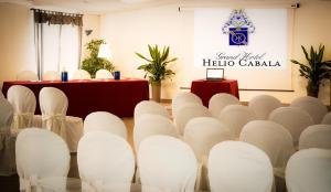 Grand Hotel Helio Cabala, Hotels  Marino - big - 23