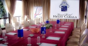 Grand Hotel Helio Cabala, Hotels  Marino - big - 26