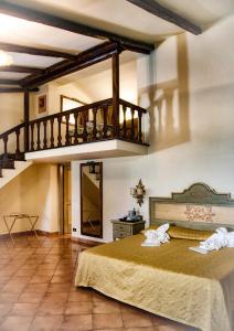 Grand Hotel Helio Cabala, Hotels  Marino - big - 7