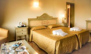 Grand Hotel Helio Cabala, Hotels  Marino - big - 4