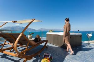 Marina Holiday & Spa, Hotely  Balestrate - big - 62