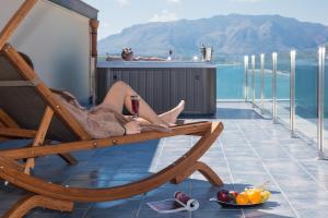Marina Holiday & Spa, Hotely  Balestrate - big - 32
