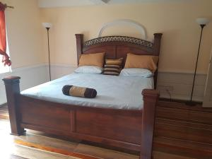 Chateau Bamboo, Privatzimmer  Gros Islet - big - 20