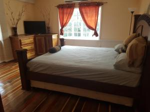 Chateau Bamboo, Privatzimmer  Gros Islet - big - 16