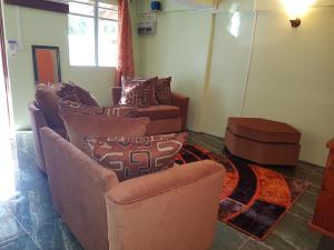 Chateau Bamboo, Privatzimmer  Gros Islet - big - 12