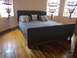 Chateau Bamboo, Privatzimmer  Gros Islet - big - 9
