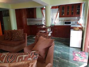Chateau Bamboo, Privatzimmer  Gros Islet - big - 8