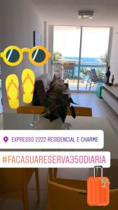 Expresso 2222 -Salvador-Barra/Ba, Apartments  Salvador - big - 6