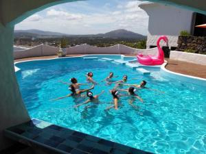 la Follie, Holiday homes  Piriápolis - big - 17